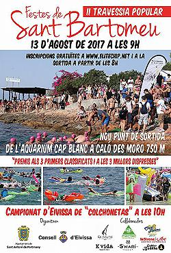 II Travessia Popular Sant Bartomeu 2017