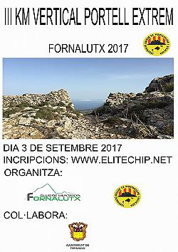 III Km Vertical Portell Extrem 2017