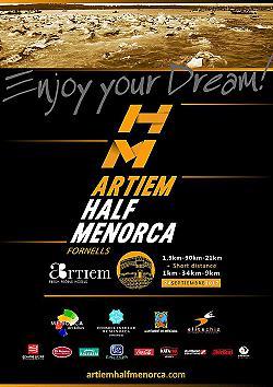 III Artiem Half Menorca Triatlon 2017