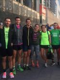 Un grup de menorquins corren contra la ELA a les 24 hores de Ca'n Dragó a Barcelona