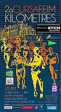 II Cursa Feim km, més solidària que mai