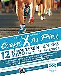 La carrera popular 'Corre x tu piel' llega a la zona marítima de Palma el próximo 12 de mayo