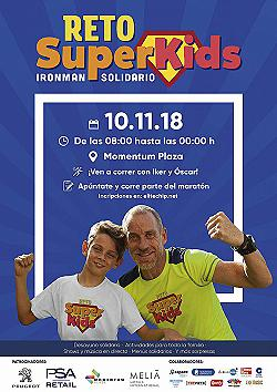 Reto SuperKids - Ironman Solidario 2018
