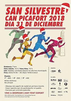 VI Sant Silvestre Ca'n Picafort 2018