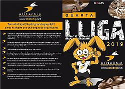 IV LLiga Internet Elitechip 2019