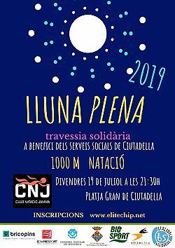 Travessa Solidària amb Lluna Plena 2019