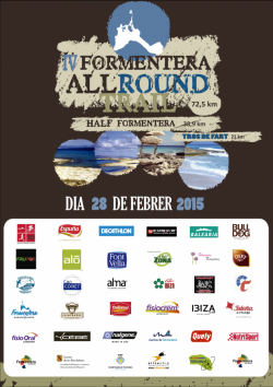 IV Formentera All Round Trail 2015